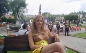 Über Maria Putina ist fast nichts bekannt – ausser ihres Wohnorts