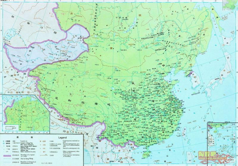 Пункт из китайского учебника по истории: «воровское поведение.
