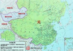 исторические исконные китайские земли