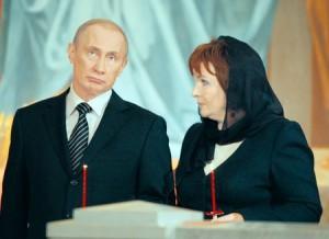 первую-жену-президента-РФ-Людмилу-сослали-в-монастырь