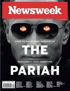 Newsweek Putin-cover
