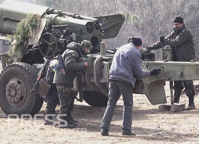 Артилерія-5