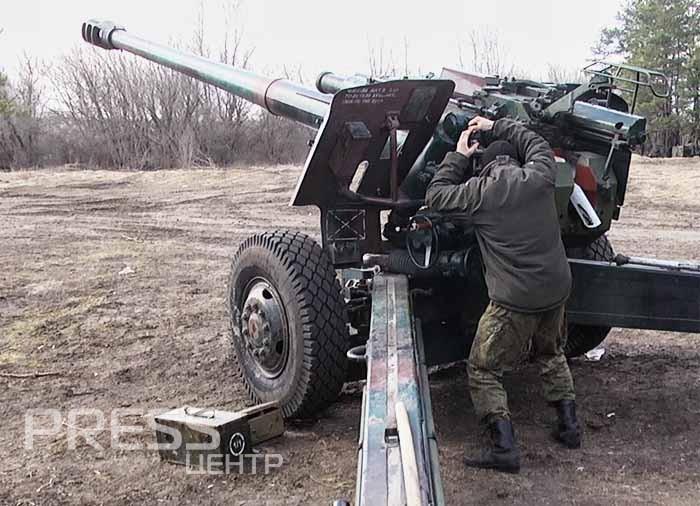 Російська армія звикла розстрілювати міста з артилерії