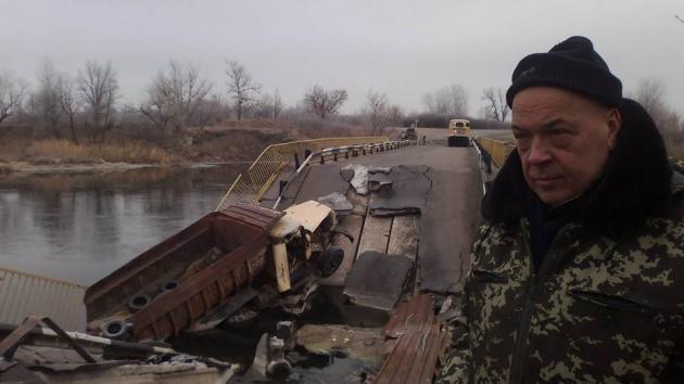 Москаль: Укрзализниця торгует с террористами ЛНР