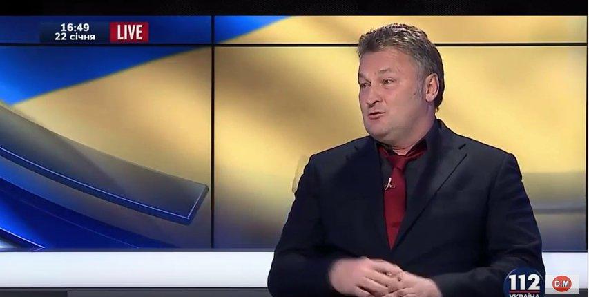Геннадий Балашов на 112 Украина 22.01.2016