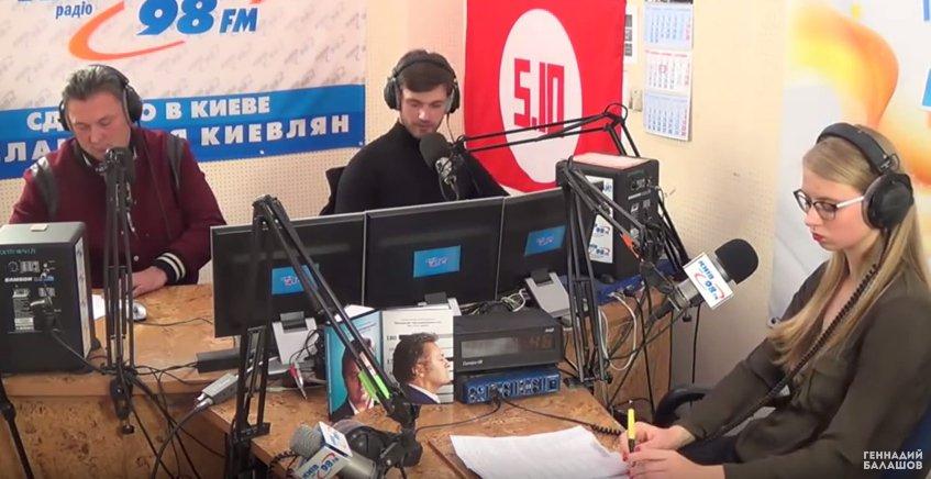 Семен Семенченко у Балашова