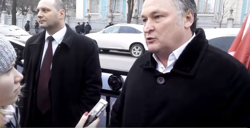 Балашов про коррупцию и Яценюка 16.02.2016