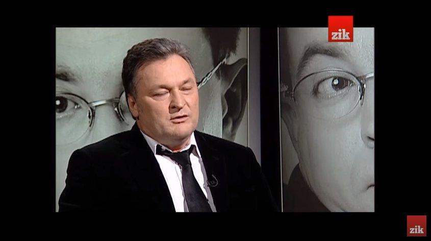 Гість Остапа Дроздова - Геннадій Балашов