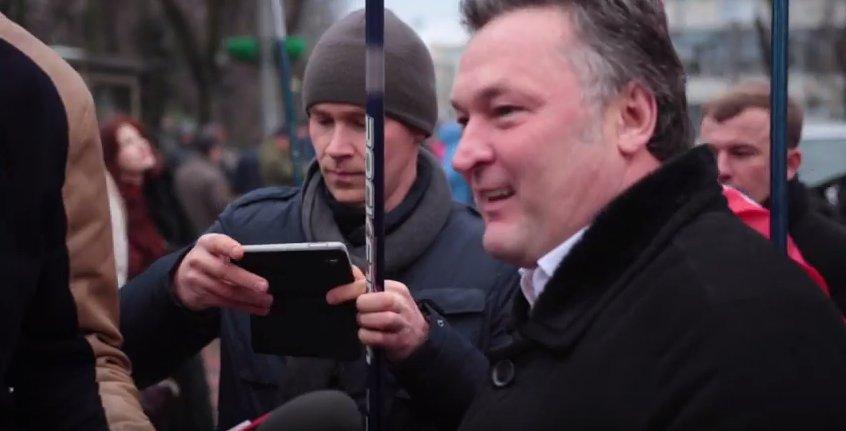 Интервью Балашова телеканалу ZIK