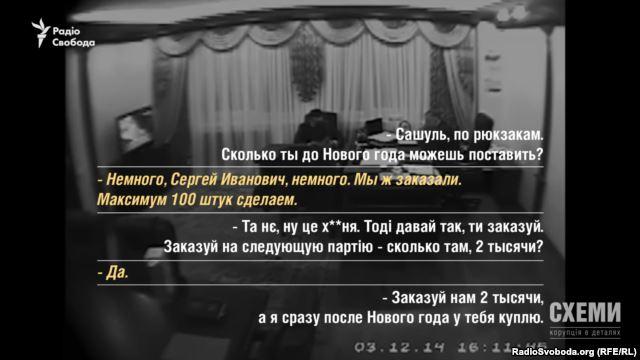 Корупція Аваков