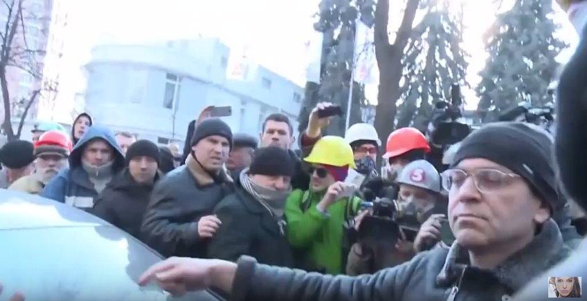 Снайперская винтовка на майдане - Пашинский, Аваков, Турчинов