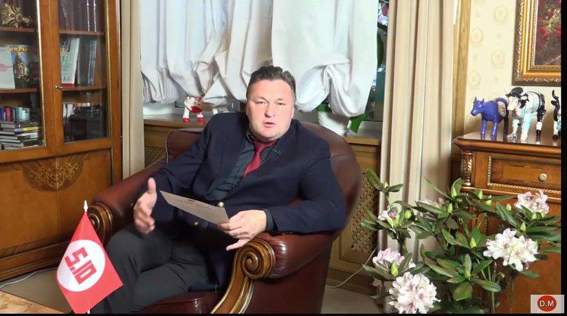 Балашов входит в конфликт с Саакашвили