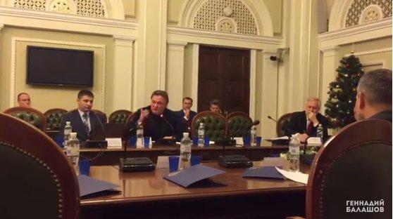 Движение 5.10 при обсуждении Налогового кодекса проекта Южаниной