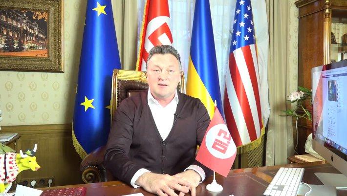 Открытое обращение Балашова к Саакашвили