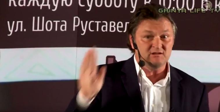 Геннадий Балашов - Украина при 5.10 вишенка на торте