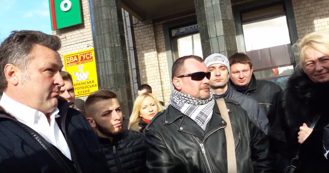 Беседа Балашова с предпринимателями Киева после съезда 5.10
