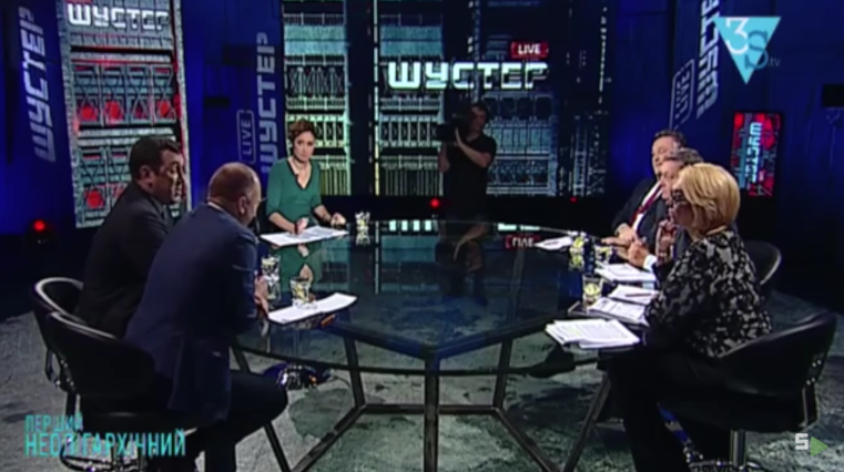 Балашова пригласили на 3S TV