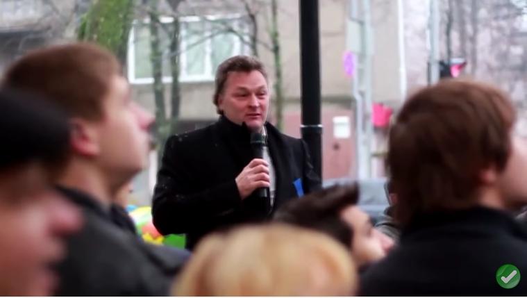 Балашов о Майдане