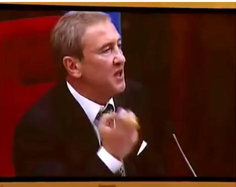 Черновецкий и Кличко