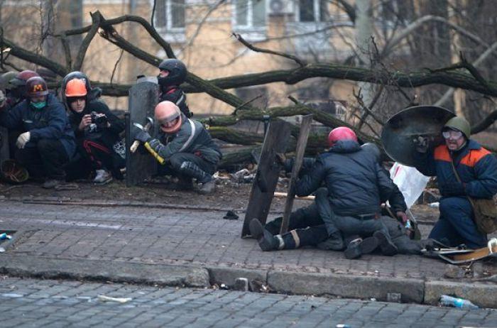 Стрельба на Майдане