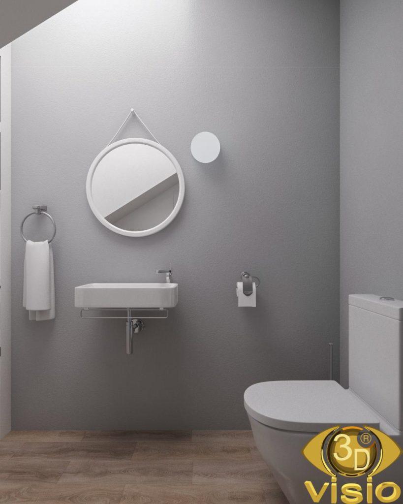 Визуализация туалета